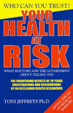 Your Health at Risk, Toni Jeffreys